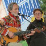Роберт Кур и Анна Ланцберг, Ильменский фестиваль 2015, г. Миасс