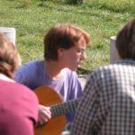 Анна Ланцберг, слёт-семинар 2006, г. Nürnberg