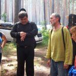 Роберт Кур и Анна Ланцберг, Ильменский фестиваль, г. Миасс